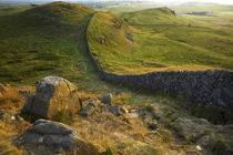 England Northumberland Hadrians Wall by Jason Friend