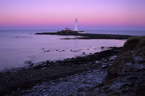 England, Tyne &Amp; Wear, St Marys Island by Jason Friend