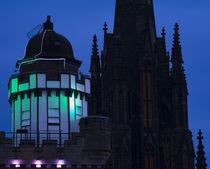 Scotland, Edinburgh, The Royal Mile. by Jason Friend