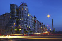 Czech Republic, Prague, Fred And Ginger Building by Jason Friend