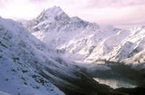 Neuseeland, Canterbury, Mt. Cook Nationalpark von Jason Friend