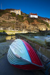 England, North Yorkshire, Staithes. von Jason Friend
