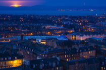 Schottland, Edinburgh, Skyline The Stadt. von Jason Friend