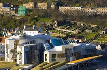 Scotland, Edinburgh, Holyrood. by Jason Friend