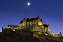 Scotland, Edinburgh, Edinburgh Castle. by Jason Friend
