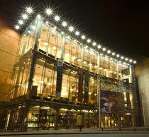 Scotland, Edinburgh, Festival Theatre. by Jason Friend