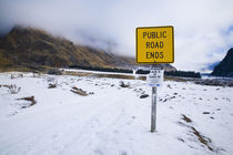 New Zealand, Otago, Mt Aspiring National Park. by Jason Friend