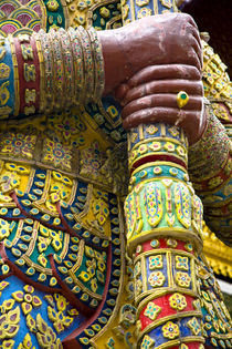 Thailand, Bangkok, The Grand Palace. von Jason Friend