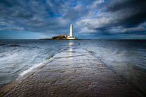 England, Tyne And Wear, Whitley Bay. by Jason Friend