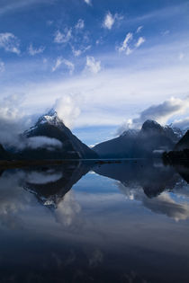Mitre Peak, Fjordland Nationalpark, Neuseeland von Jason Friend