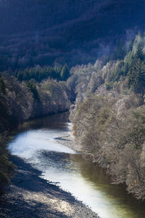 Scotland, Scottish Highlands, Killiecrankie. by Jason Friend