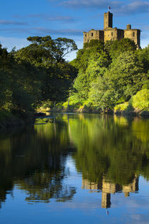England,Northumberland,Warkworth. von Jason Friend
