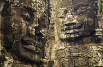 Cambodia, Angkor Thom, Bayon. by Jason Friend