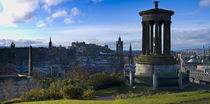 Scotland, Edinburgh, Calton Hill. by Jason Friend
