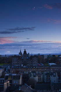Scotland, Edinburgh, Edinburgh City. by Jason Friend