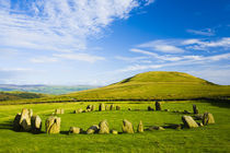 England, Cumbria, Swinside Stone Circle. by Jason Friend
