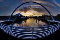 England, Tyne And Wear, Newcastle Upon Tyne. by Jason Friend