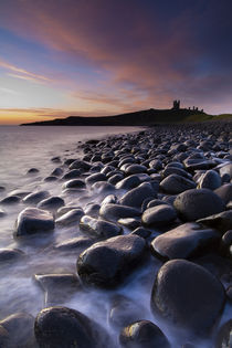 England, Northumberland, Embleton Bay. von Jason Friend