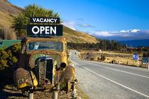 Neuseeland, Otago, Makarora. von Jason Friend