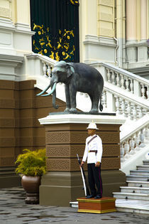 Thailand, Bangkok, The Grand Palace. von Jason Friend