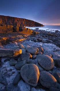England, Northumberland, Cullernose Point. by Jason Friend