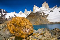 Argentina, Patagonia, Los Glaciares National Park. by Jason Friend