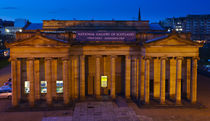 Scotland, Edinburgh, National Gallery Of Scotland. by Jason Friend