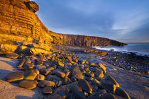 England, Northumberland, Cullernose Point. von Jason Friend