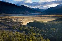 New Zealand, Canterbury, Arthur'S Pass National Park. by Jason Friend
