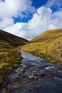 England, Northumberland, Northumberland-Nationalpark. von Jason Friend