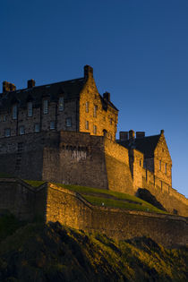 Schottland, Edinburgh, Edinburgh Castle. von Jason Friend