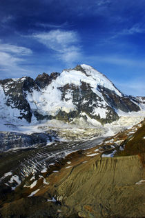 Schweiz Wallis, Zmuttgletscher, von Jason Friend