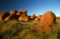 Australia, Northern Territory, Devils Marbles by Jason Friend