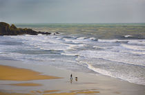Bunmahon Strand, The Copper Coast, County Waterford, Ireland by Panoramic Images