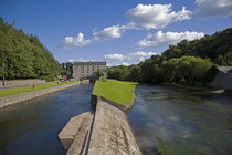 The Mill on the Awbeg River, Castletownroche, County Cork, Ireland von Panoramic Images