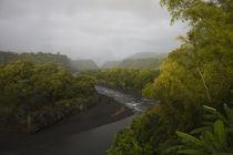 River passing through mountains von Panoramic Images