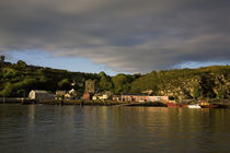 Ballyhack Ferry Harbour, Hook Peninsula, County Wexford, Ireland by Panoramic Images
