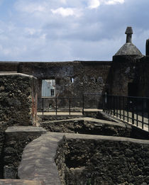 Ruins of a fort, Fort Jesus, Mombasa, Coast Province, Kenya by Panoramic Images