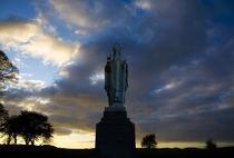 Sculpture of St Patrick, Tara, County Meath, Ireland by Panoramic Images
