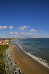 Tramore Strand, Tramore, County Waterford, Ireland by Panoramic Images