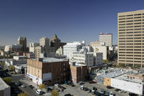 High angle view of buildings in a city, El Paso, Texas, USA by Panoramic Images