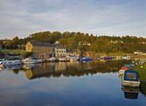 River Barrow, Graiguenamanagh, County Carlow, Ireland by Panoramic Images