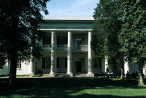 Facade of a museum, The Hermitage, Nashville, Davidson County, Tennessee, USA by Panoramic Images