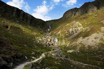 The Mahon Falls, Comeragh Mountains, County Waterford, Ireland by Panoramic Images