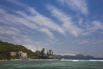 Resort at the coast by Panoramic Images