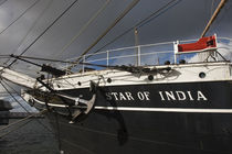 Maritime museum on a ship, Star of India, San Diego, California, USA by Panoramic Images