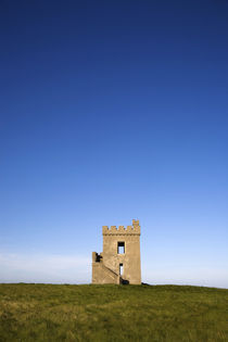 """Ardmore """"Castle"""" Watch Tower and Signal Station von Panoramic Images"""