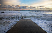 Slipway at Stage Cove by Panoramic Images