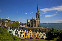 St Colman's Cathedral, Cobh, County Cork, Ireland by Panoramic Images