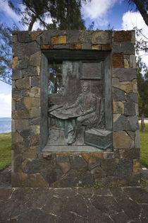 Monument of Matthew Flinders, Baie Du Cap, Mauritius by Panoramic Images